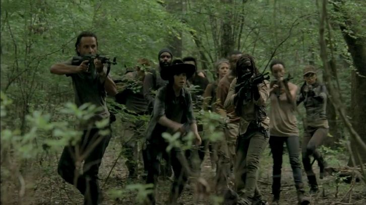 The Walking Dead - Season 5 - 100 Screencaps from the Season 5 Promo