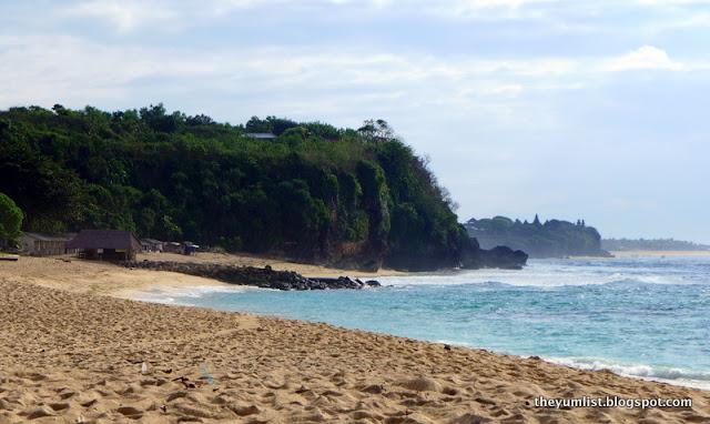 beach picnic, nikko resort and spa
