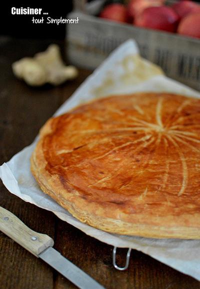10 recettes de galettes des rois pour f ter l 39 piphanie - Cuisiner des pois mange tout ...