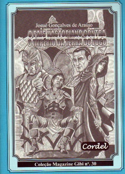 Lançamento Cordel