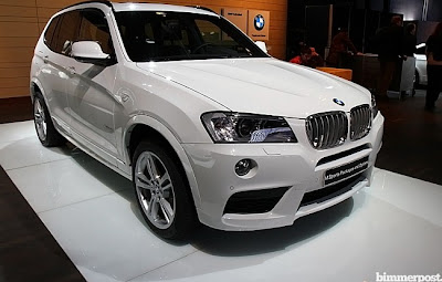 BMW  X3 2012 Picture