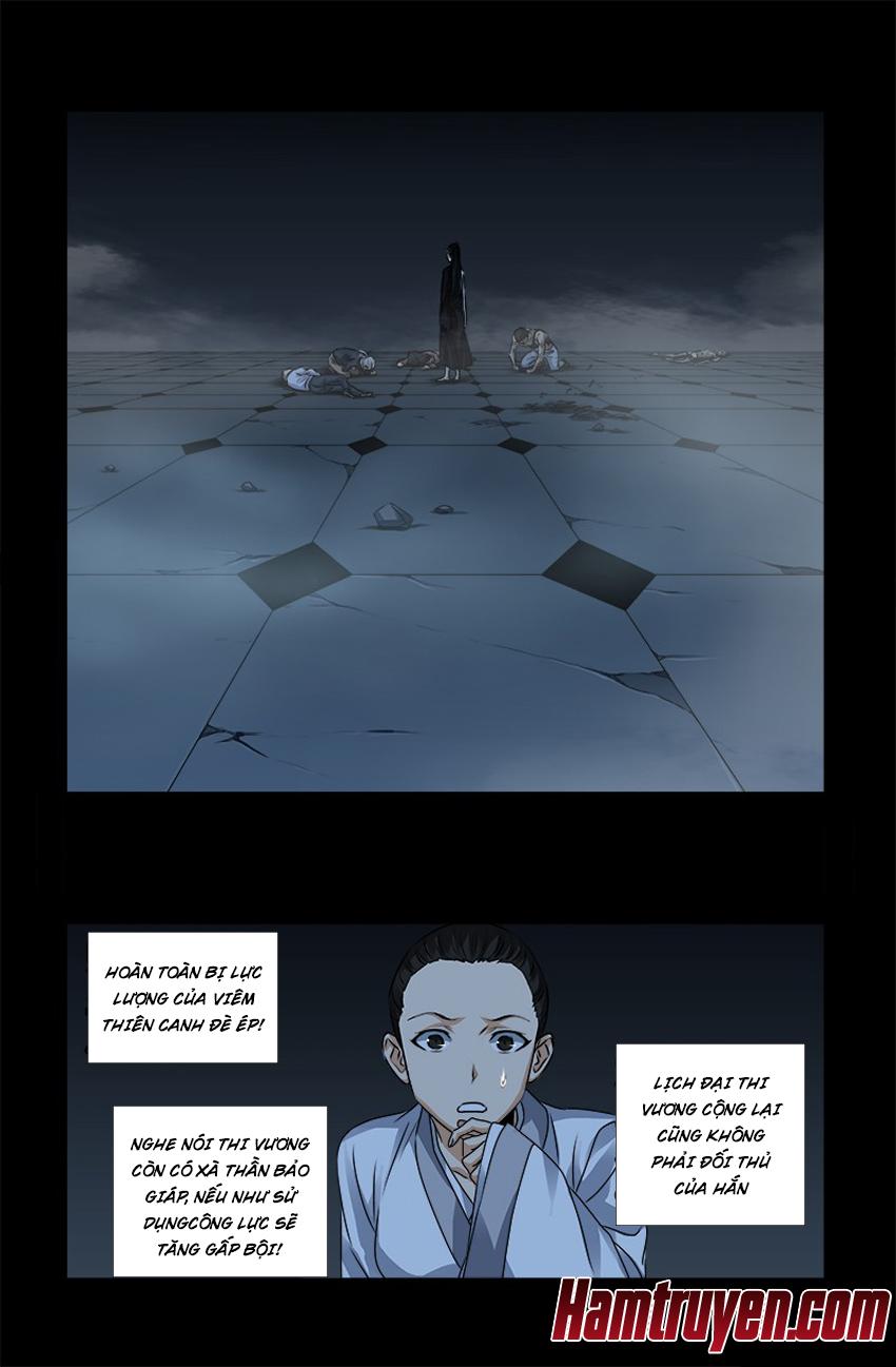 Huyết Ma Nhân Chap 301 - Trang 16