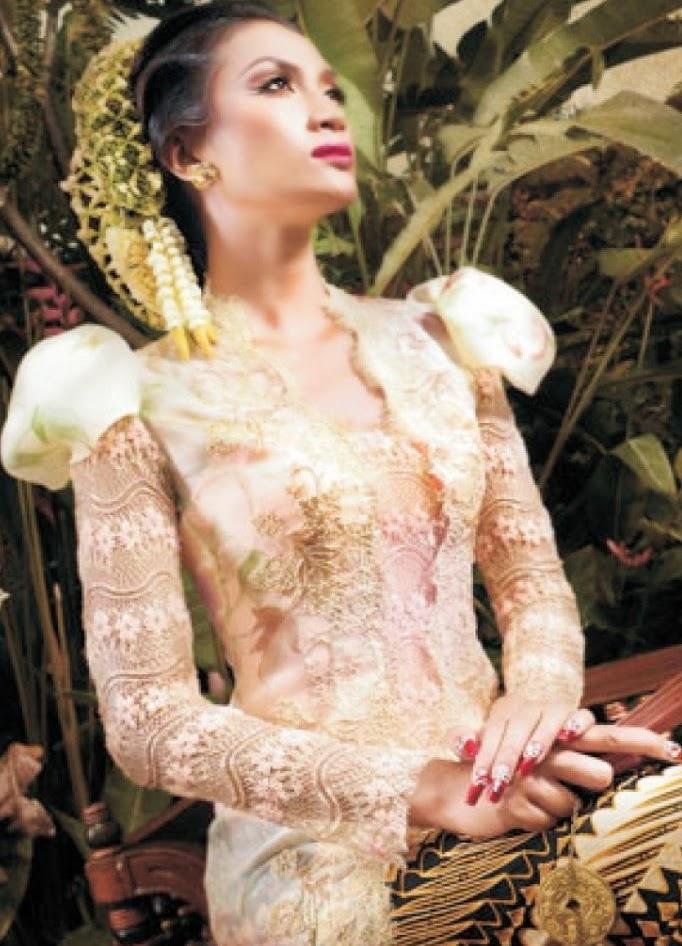 Foto Model Baju Kebaya Ivan Gunawan
