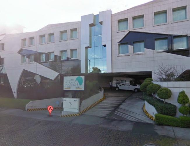 Guia hoteles de paso df cdmx hotel caban al sur del df for Fachadas de hoteles de lujo