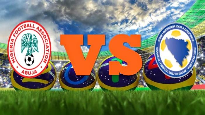 Prediksi Skor FIFA World Cup Terjitu Nigeria vs Bosnia jadwal 22 Juni 2014