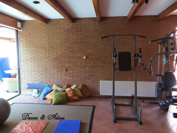 Decora y adora gimnasio de mi casa my home gym - Casa con gimnasio ...