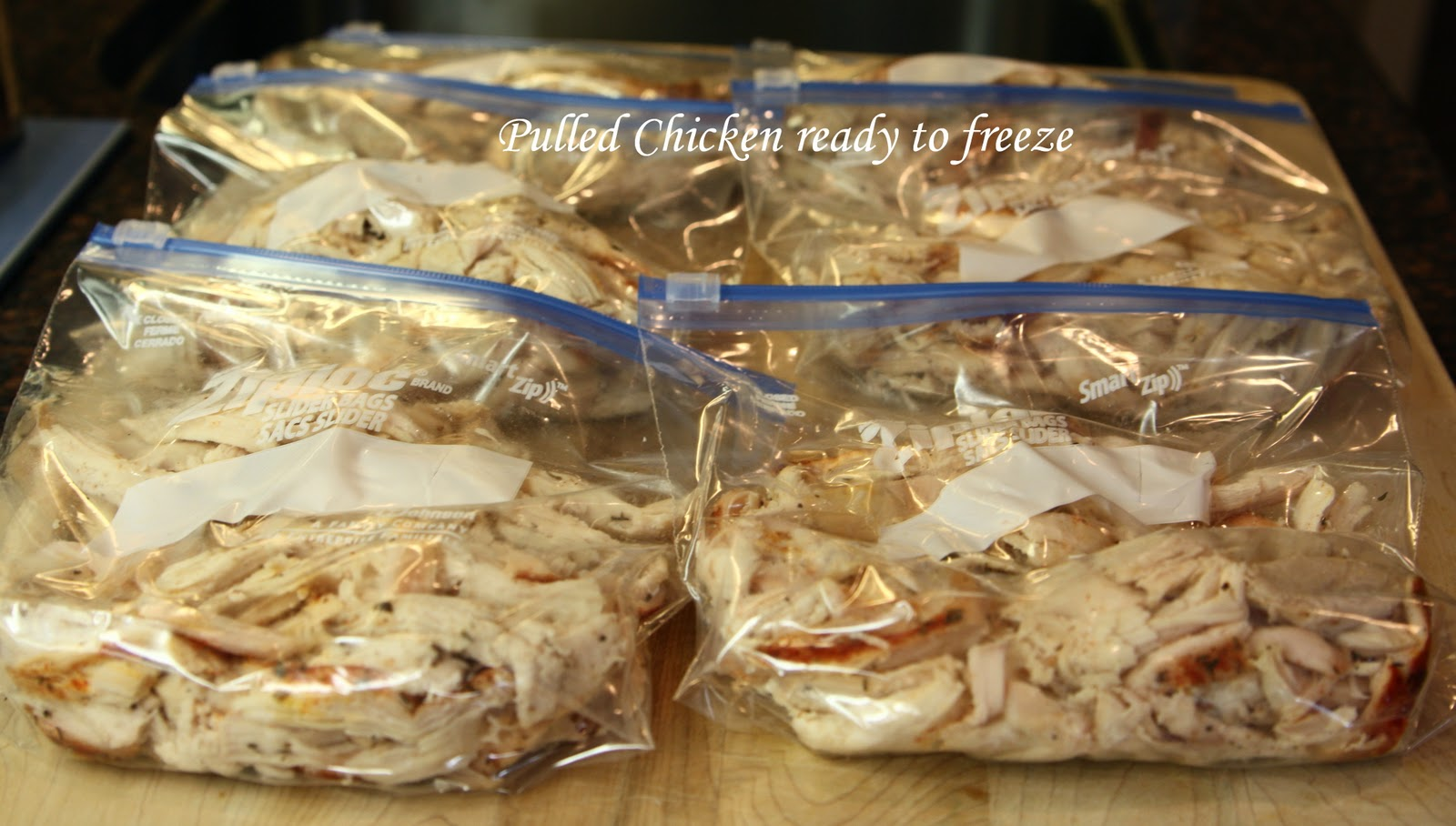 how to bulk cook chicken