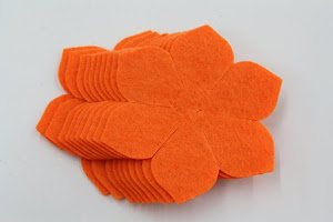 Pre-cut Felt - RM4.50/pack