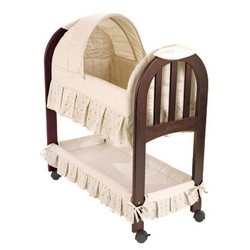 Bassinet Bauer Eddie Rocking3