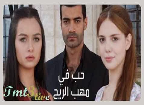 مسلسل حب في مهب الريح الجزء 3