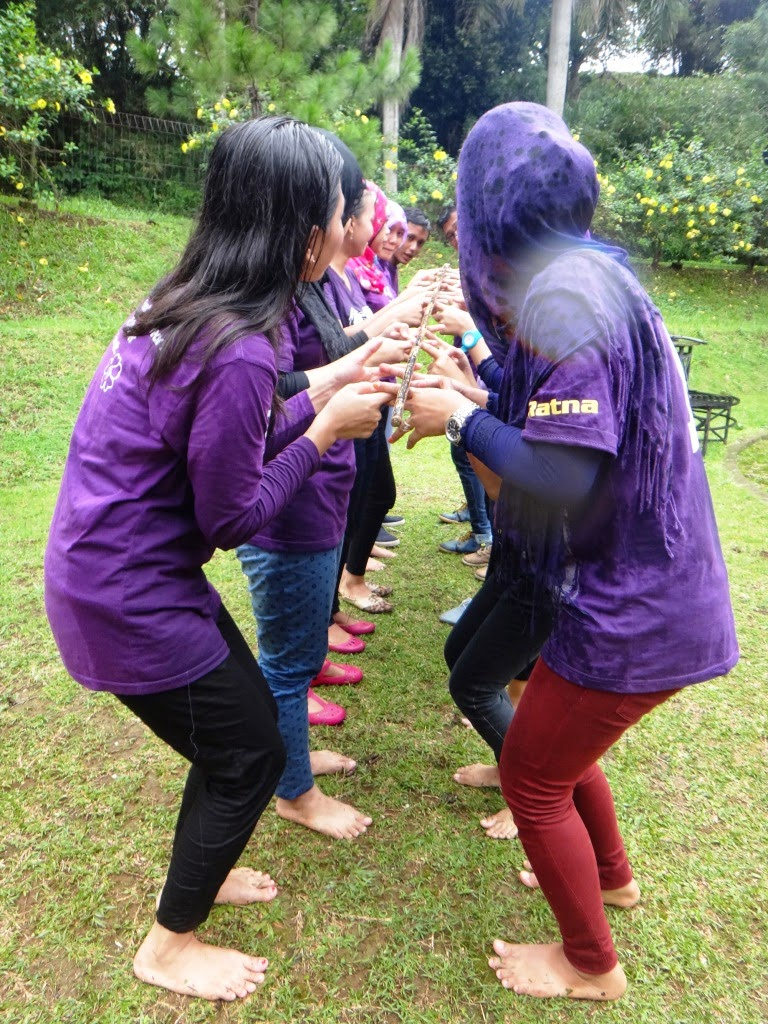 Paket Outbound Puncak Murah