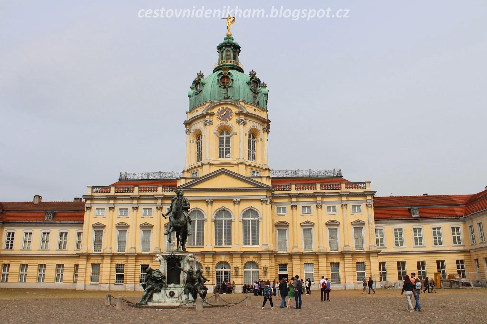 palác Charlottenburg // Charlottenburg palace