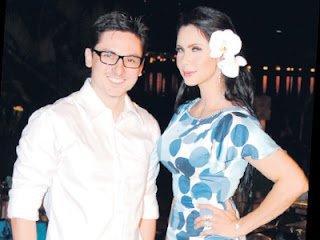 gambar Rozita Che Wan dan Zain Saidin