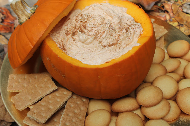 Pumpkin Dip!