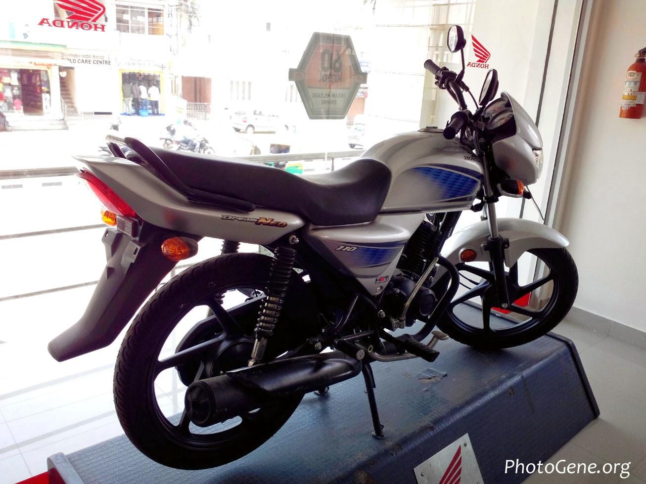 Honda Dream Neo Silver