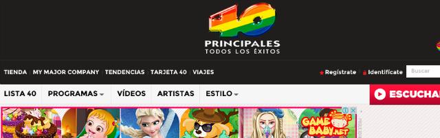 40 Principales