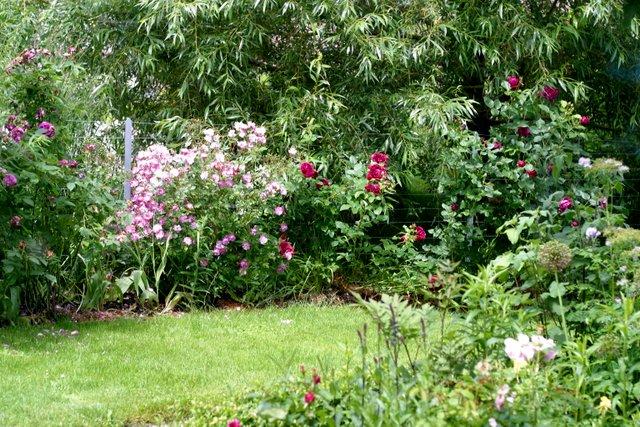 Best Romantische Garten Anlegen U Rekem Hause Und Garten With Cottage Garten  Anlegen