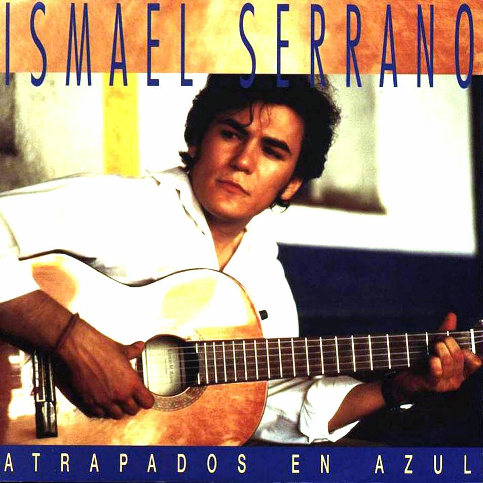'Atrapados en azul', primer disco de Ismael Serrano (1997)