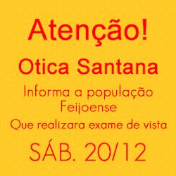 Otica Santana - Exames