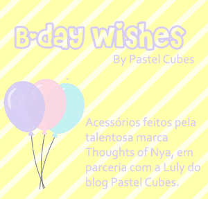☆ B-day Wishes collection
