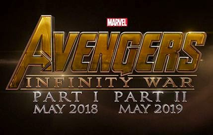 Avengers Infinity War Part I (mayo del 2018)