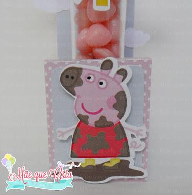 Porta Tubete Peppa Pig