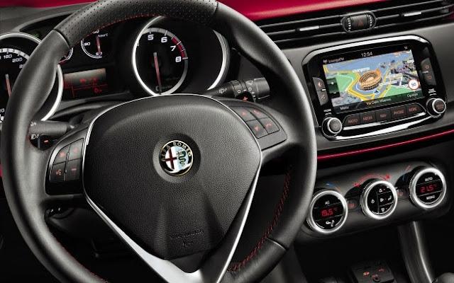 Alfa romeo giulietta 2.0 jtdm 2014