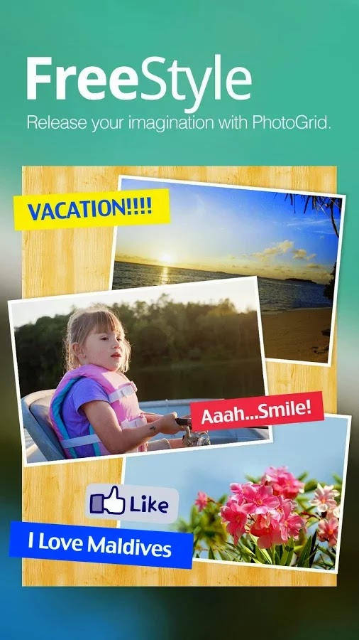 Photo Grid-Collage Maker v4.784 Ad-Free