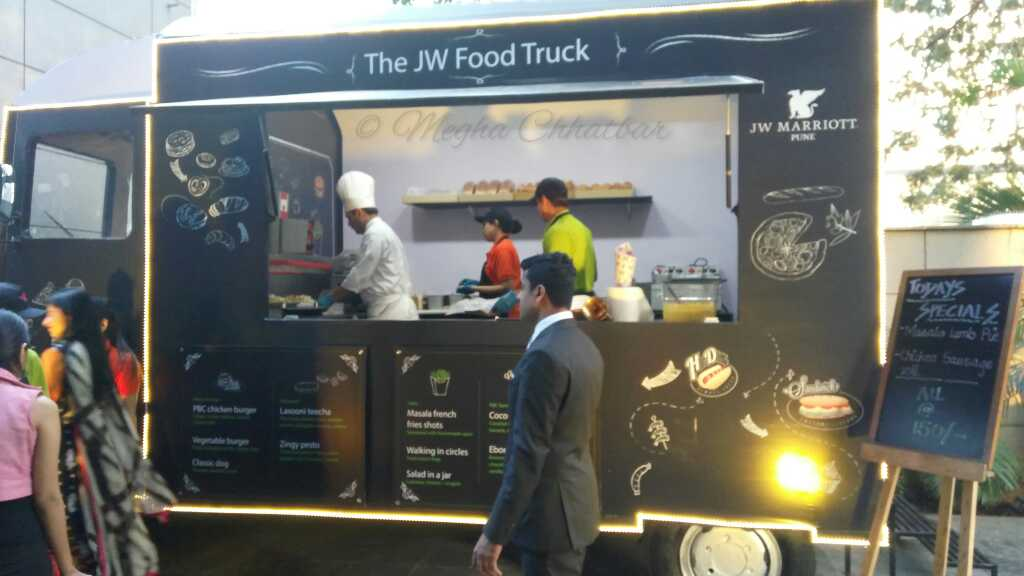 All The Preparations Are Done Cooked And Served Through Truck Only It Will Cater Street Food From Different Regions Cuisines Starting Monthly