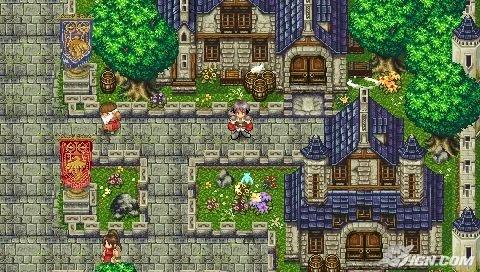 Astonishia Story Kakusei PSP ISO Screenshoot 3