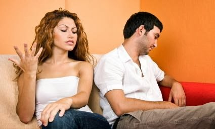 YOU in a Relationship  - man woman couple sad fighting argue