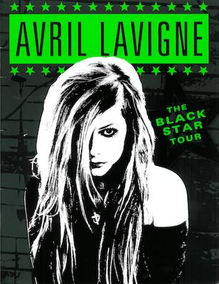 THE BLACK STAR TOUR 2011