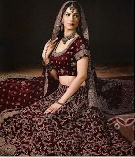 indian wedding wears