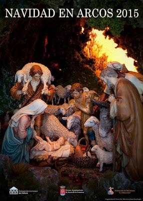 Arcos de la Frontera - Navidad 2015