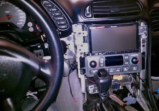 Double Din Installed C5 Corvette By One Of The Best Jeremy Vasquez