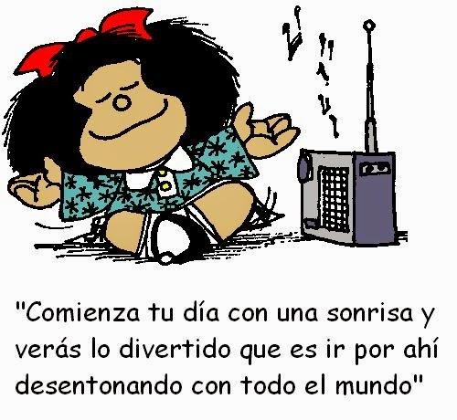 Mafalda Frases Sobre Vida