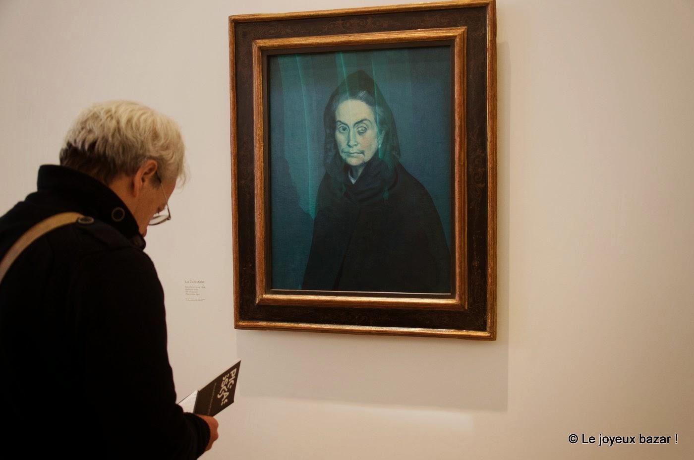 Musee Picasso - Paris - La Celestine