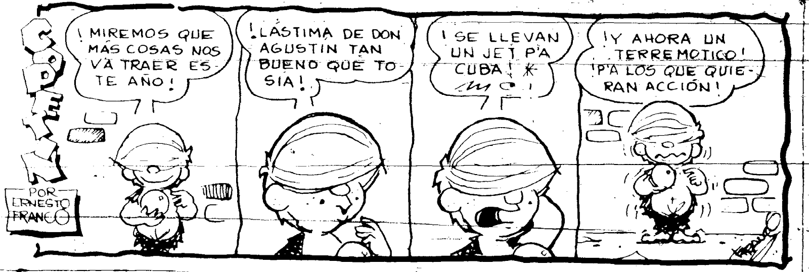 Historia del comic en colombia