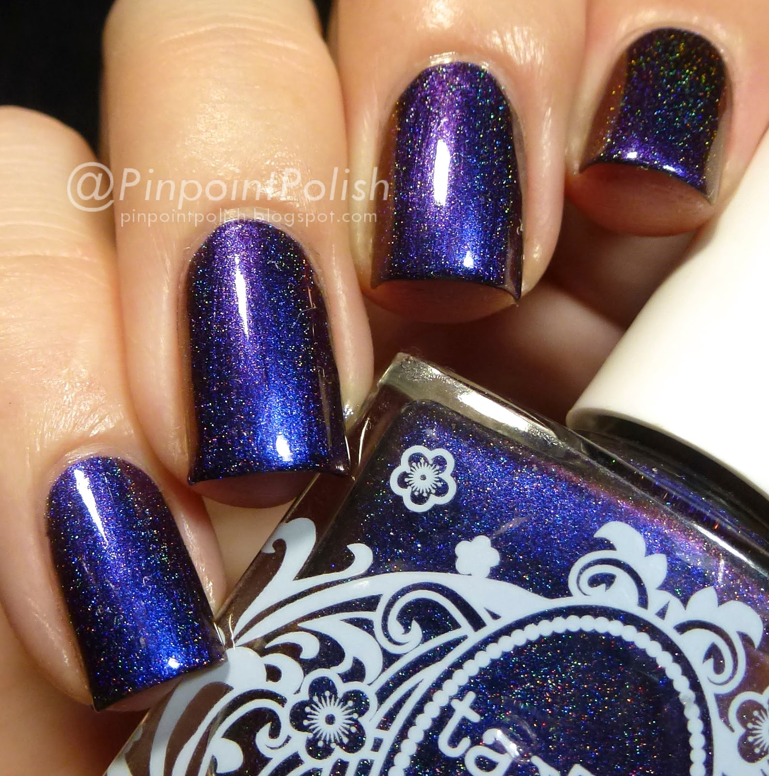 Dazed and confused, takko lacquer, swatch