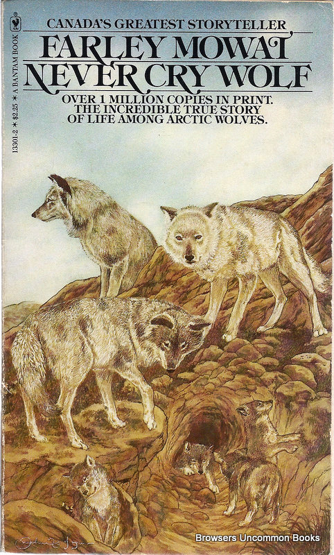 Never cry wolf by farley mowat essay, College paper Academic Service