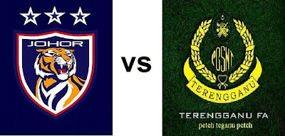 Live Streaming Johor Darul Takzim JDT Vs Terengganu 30 Mac 2013 Keputusan.