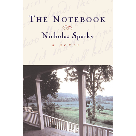 Book Bucket Challenge - The Notebook