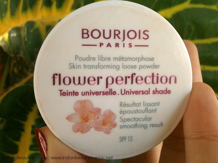 Bourjois Flower Perfection Skin Transforming Loose Powder Review