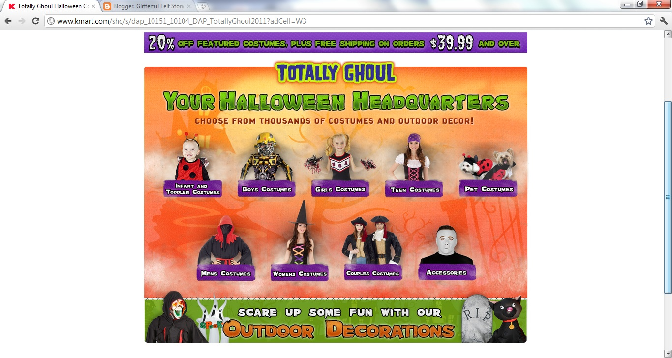 OC Mom Blog It s almost time for Halloween KmartHalloween