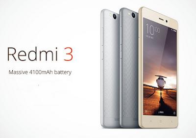 Xiaomi lanza el nuevo Redmi 3 Gama Media a un precio irresistible