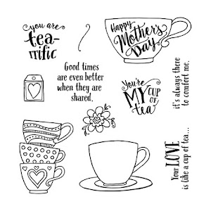 March Stamp of the Month: Tea-rrific!