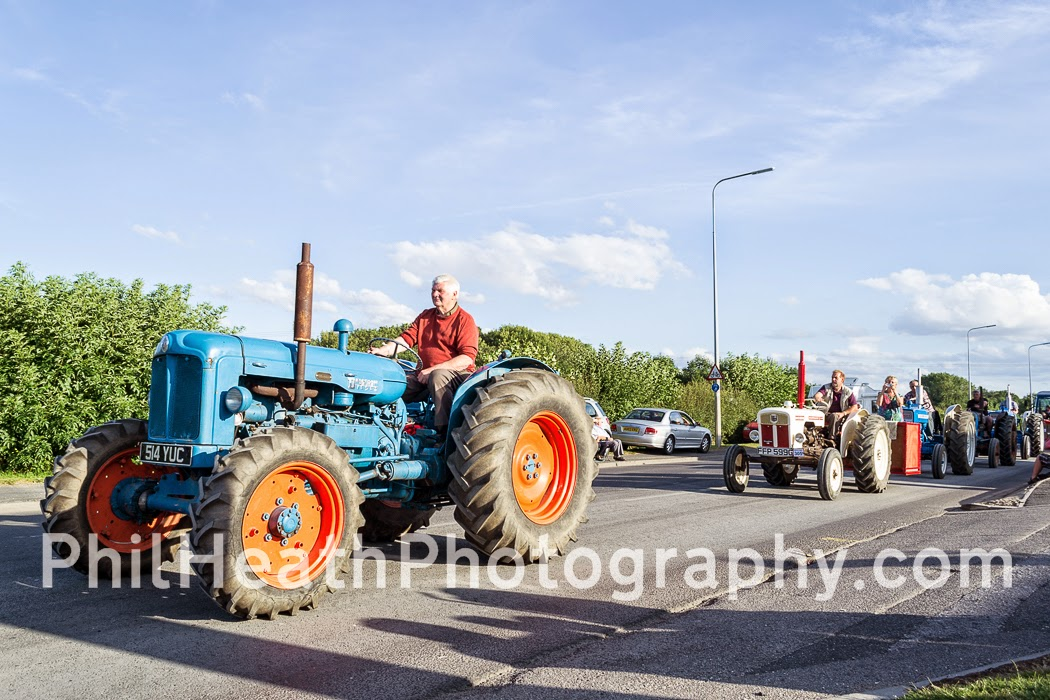 Phil Heath Photography: Driffield Steam and Vintage Rally, August ...