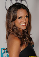 Eva LaRue 16th Annual Los Angeles Antiques Show In Santa Monica