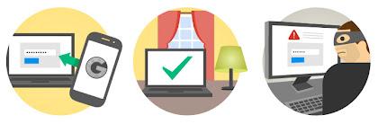 Cara Meningkatkan Keamanan Email, Blog dan Akun Google dari Hacker