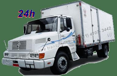 Transporte todos os móveis de sua residência de uma só vez, com o caminhão de mudança toco baú, á melhor relação custo beneficio para transportar mudança